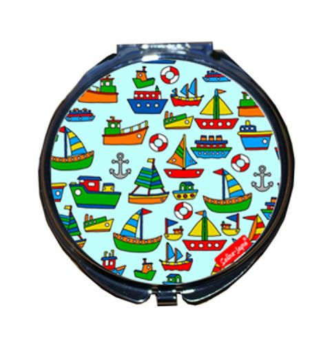 Selina-Jayne Boats Limited Edition Compact Mirror